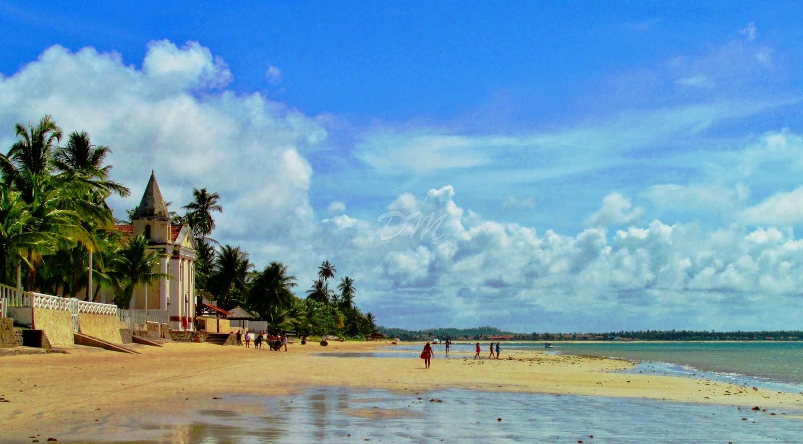 Praia de Tamandaré