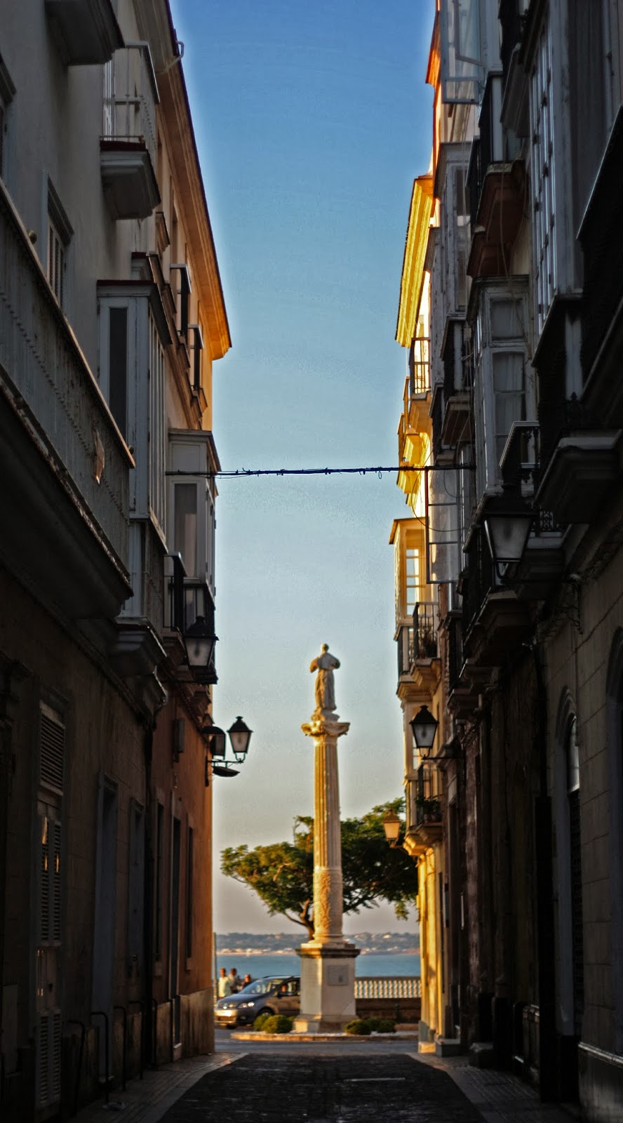 architecture of Càdiz