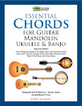 Our New Chord Fingering Book, AcousticMusicTV.com