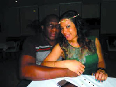 monalisa chinda dating lanre nzeribe