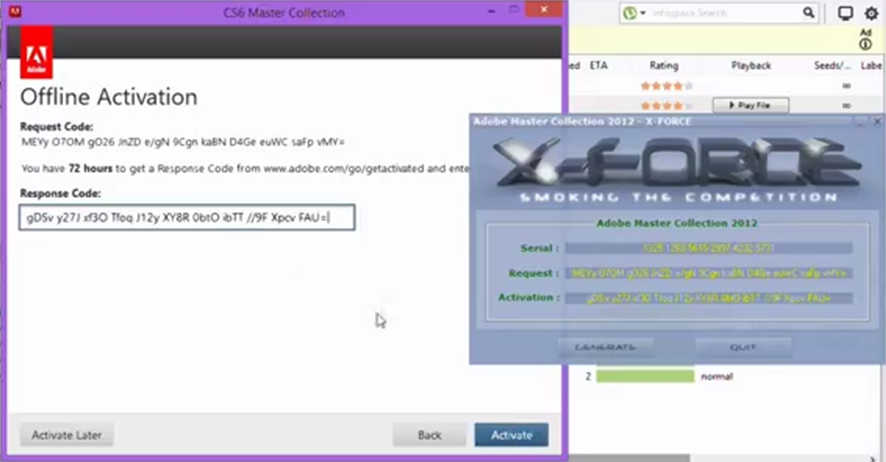 Activate and deactivate Adobe products - helpx.adobe.com