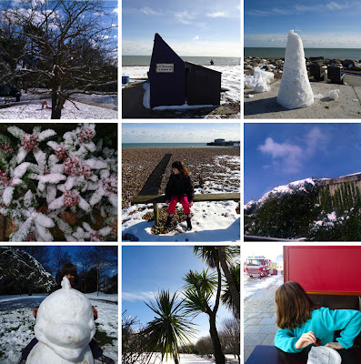Worthing Snow Day, Spring 2013