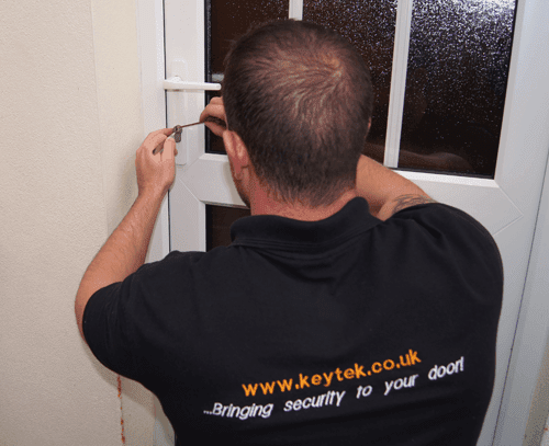 Our local locksmiths are uPVC specialists