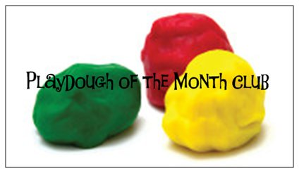 Playdough of the Month Club