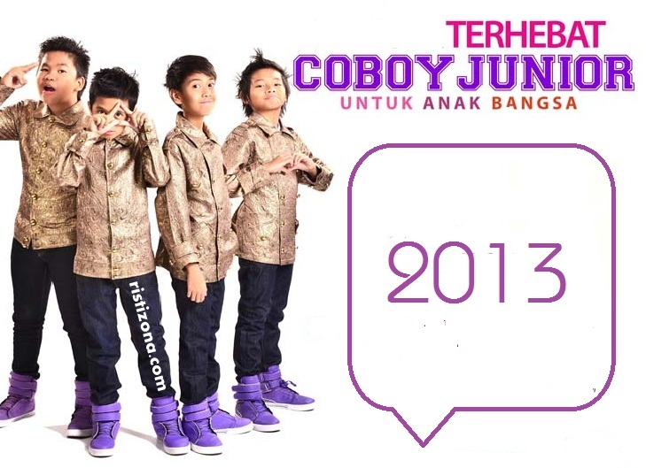 Video Coboy Junior - Terhebat