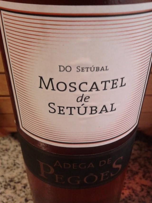 Adega de Pegões Moscatel de Setúbal - reservarecomendada.blogspot.pt