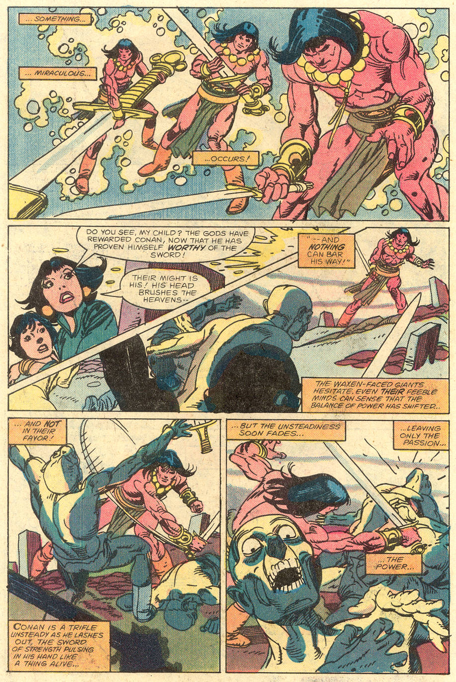Conan the Barbarian (1970) Issue #129 #141 - English 7