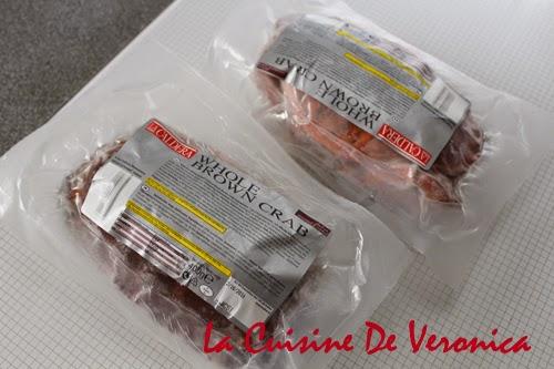 La Cuisine De Veronica 愛爾蘭麵包蟹