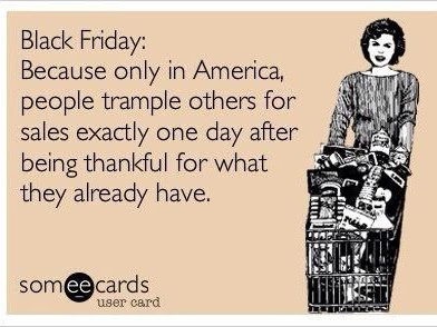 6 Life Lessons You Can Learn From Black Friday