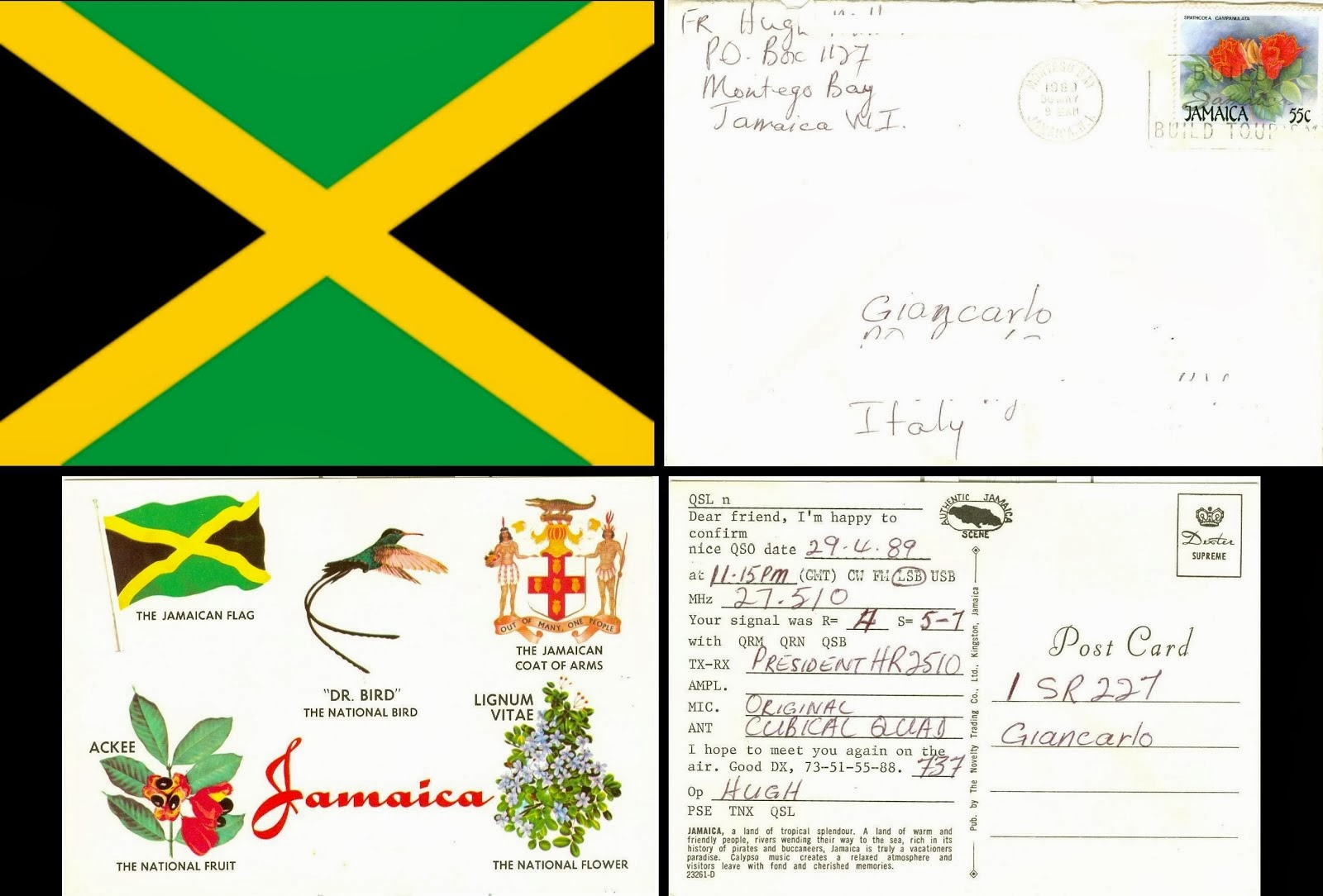 Parishes of Jamaica click on the image to see the link