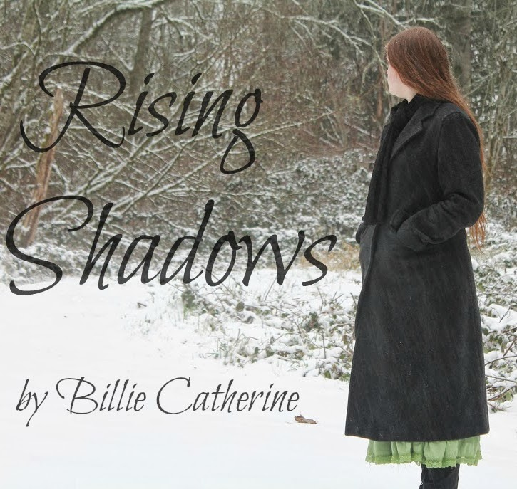 Read Billie Catherine's Book, Rising Shadows