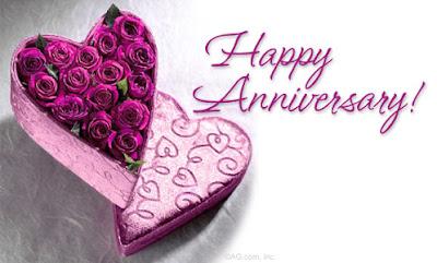 Kumpulan Kata Ucapan Happy Anniversary Paling Romantis