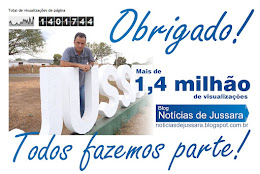 ULTRAPASSAMOS 1,4 MILHÃO DE VISUALIZAÇÕES