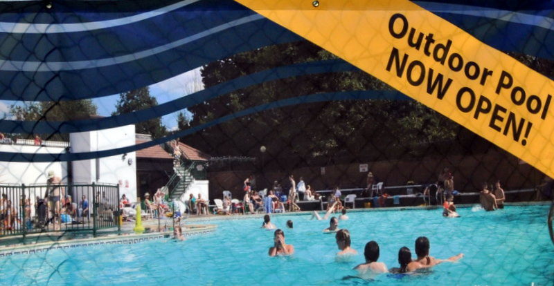 Mike Downes Come Visit And Learn At The Mike Downes Page Abbey Fields Outdoor Swimming Pool
