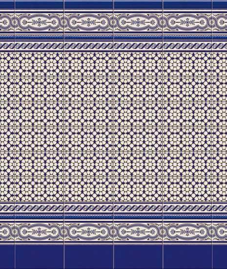 Azulejos alicatados y alicatadores febrero 2011 for Azulejos para entradas