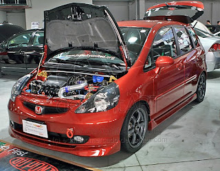 Honda Jazz Favourites Particular Model