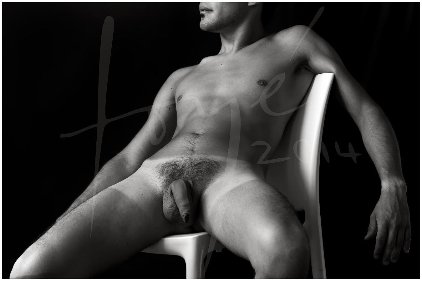 El diario de los penes: Fotos de hombres desnudos en la