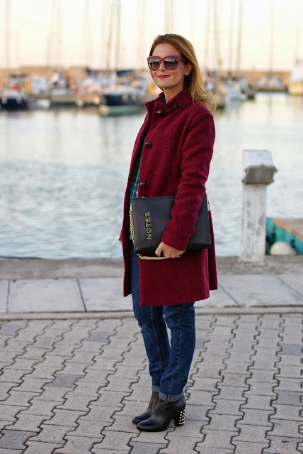 cappotto VerySimple, boiled wool coat, Fashion and Cookies, fashion blogger