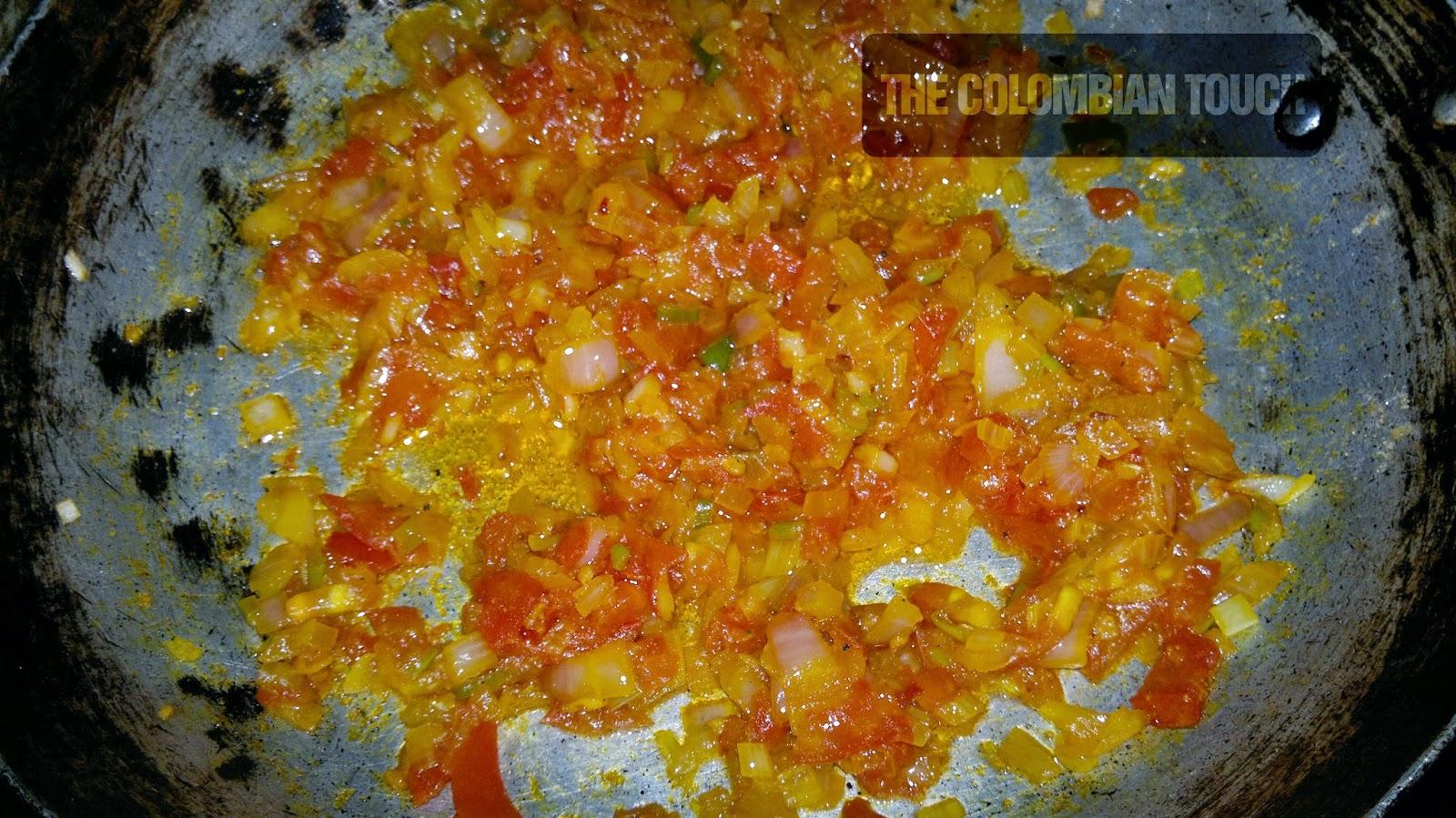 poteca de auyama frito de auyama