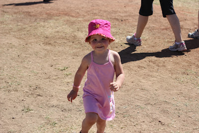 Kids at Warrior Dash