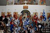 Η Εορτή του Ευαγγελισμού της Υπεραγίας Θεοτόκου στον Ιερό Ναό του Αγίου Αντωνίου στα Κρύα Ιτεών