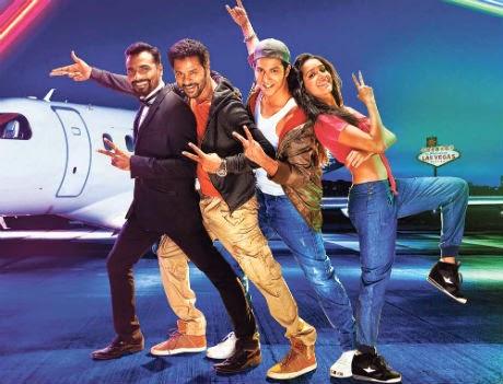 Prabhu Dheva, Remo D'Souza, Motion Pictures, Varun Dhawan, Shraddha Kapoor, ABCD Sequel, Siddharth Roy Kapur, Disney Asia,
