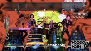 Rock Band, Rock Band 2, Rock Band 3, Harmonix, video games, music games, American Pie, Don McLean, Deep Purple, Highway Star
