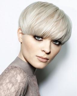 short haircut 2012 for women