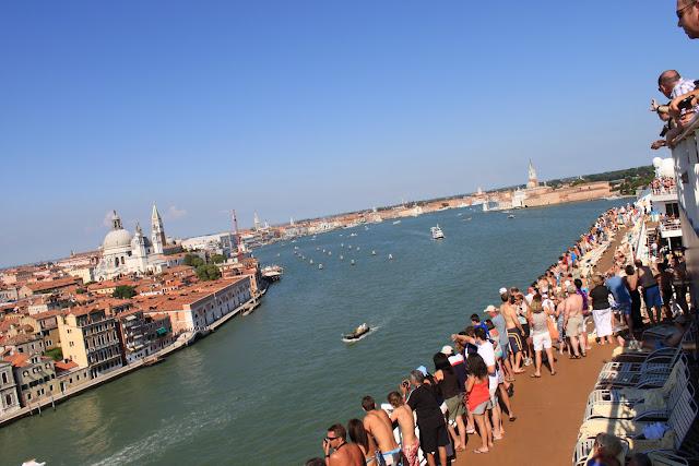 Crociere: Venezia, i veneziani e le crociere non vanno a braccetto