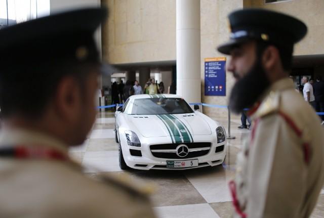 Armada Polisi Dubai