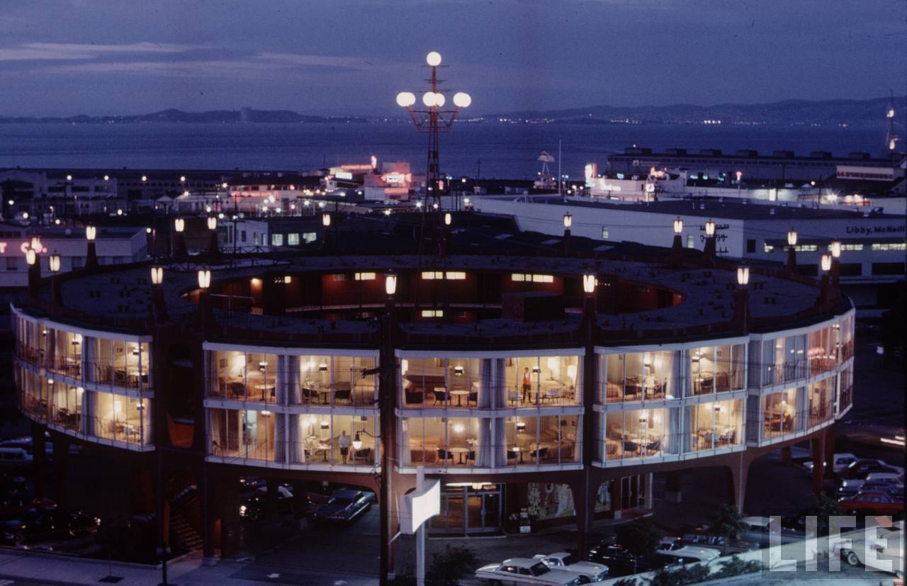 Villa Roma Motor Hotel San Francisco
