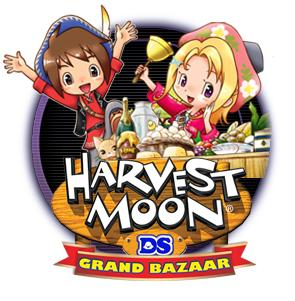 Harvest Moon Grand Bazaar NDS Roms Download