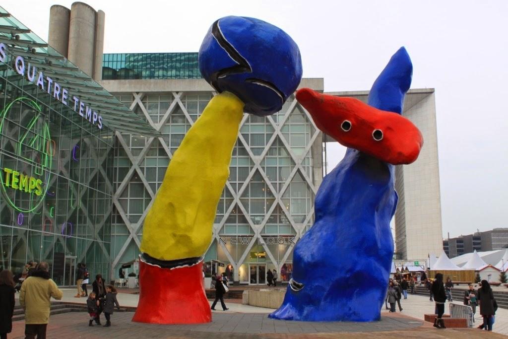 Les Personnages de Joan Miro