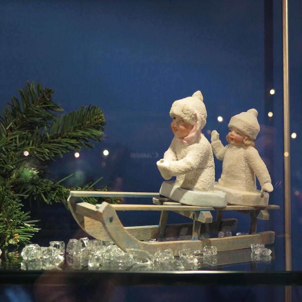 Музей Рождества в Ротенбурге-На-Таубере