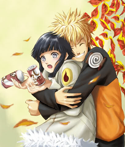 Do naruto and hinata hook up