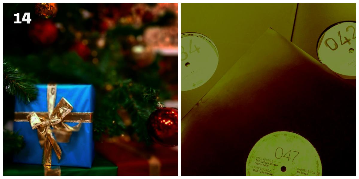 Der Atomlabor Adventskalender Türchen #14 - Daniel Boon Vinyl Set Verlosung & Stream