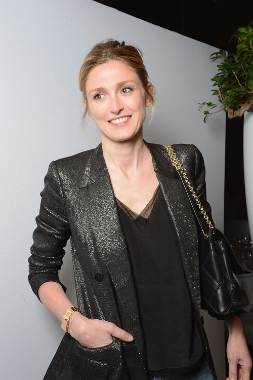 "Ines de la Fressange carried the bag ""Metro pour-tout"" and the sunglasses  ""Belle Vivier"" during the 65th Annual Cannes Film Festival. 62254fa37e"