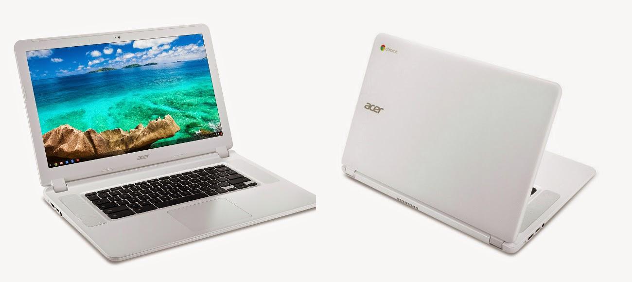 Acer 15.6-inch Chromebook