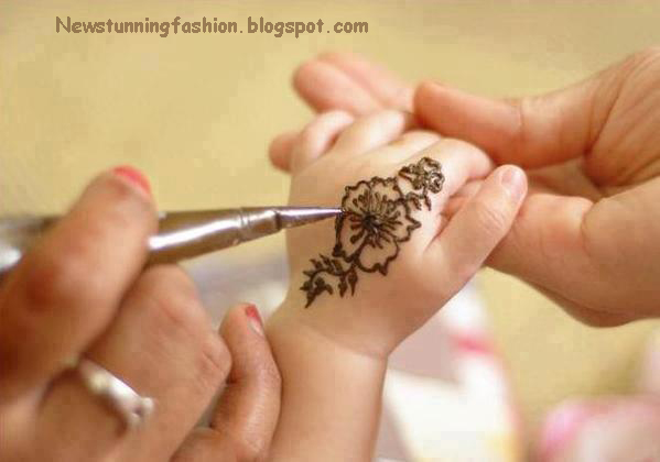 New Fashion For Henna And Nail Design New Fashion