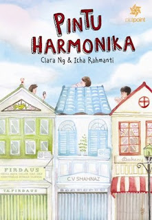 Novel Pintu Harmonika