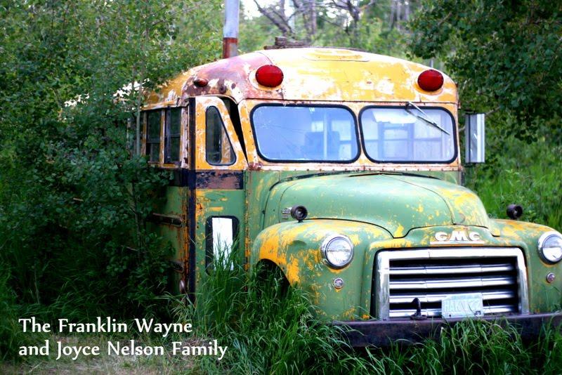 The Franklin Wayne and Joyce Nelson Family