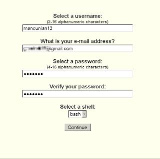 Cara Membuat SSH ato Esteh Gratis