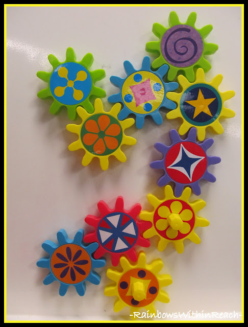 photo of: Kindergarten Manipulatives