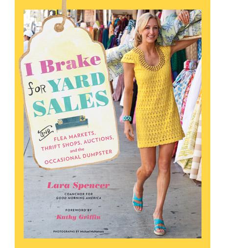 Bedroom Furniture Yard Sale: Living Livelier: Lara Spencer: I Break For Yard Sales