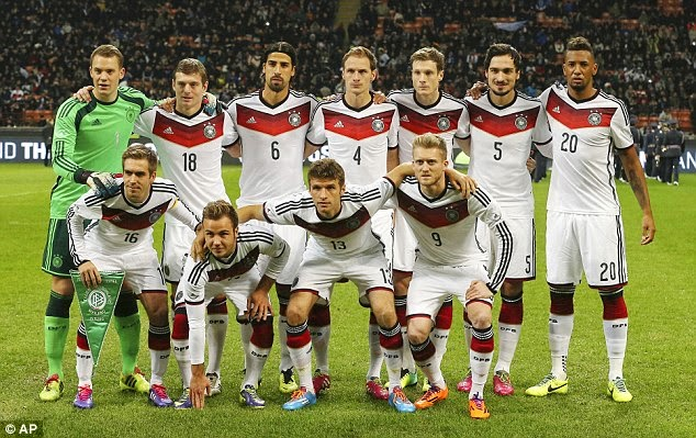 Pesepakbola Jerman Yang Melegenda