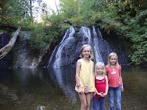 Haigh Happenings Cherry Creek Falls