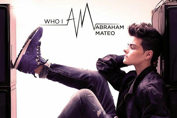Who I AM, el nuevo disco de Abraham Mateo