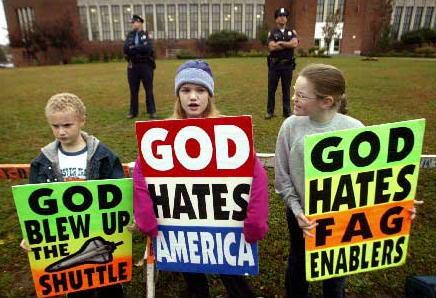 examples of bigotry today