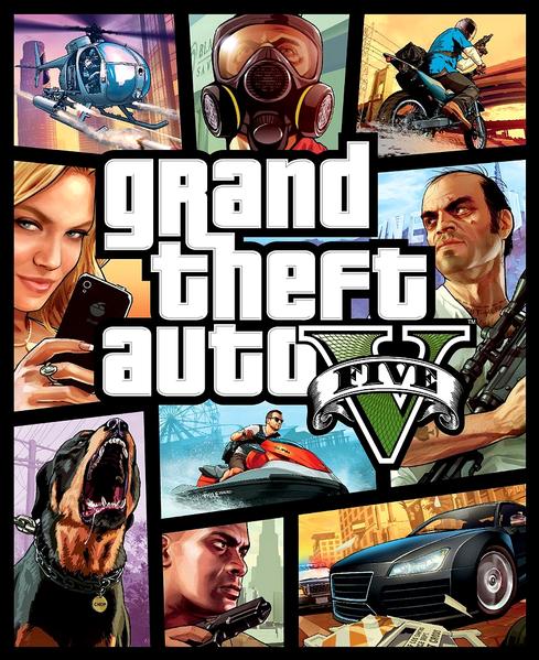 GTA V HD Cover