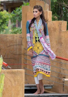 Vintage Kurti Stole Collection by Lala